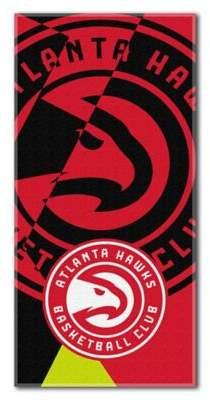 NBA Atlanta Hawks 34-Inch x 72-Inch Beach Towel