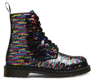 Dr. Martens Originals 1460 Pascal Sequin Boots