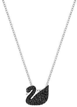 Swarovski Iconic Swan Small Pendant Necklace