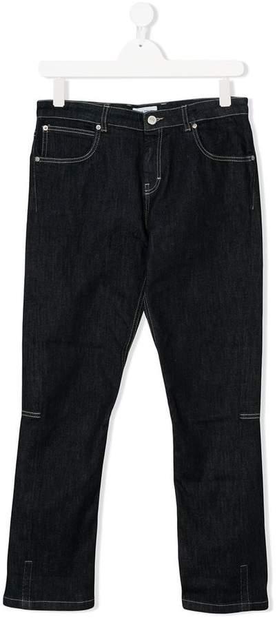 Paolo Pecora Kids Teen regular-fit denim jeans