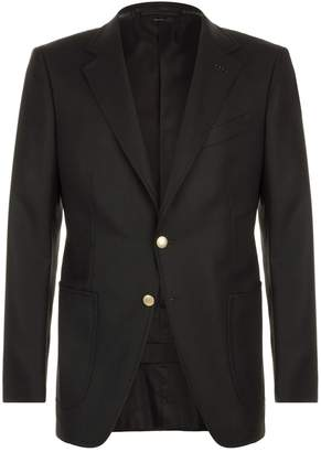 Tom Ford Single-Breasted Suit Jacket