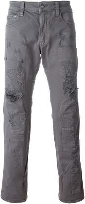 HTC Los Angeles distressed 'So Cal' jeans