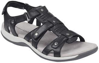 Easy Spirit Womens Sesailors Adjustable Strap Flat Sandals