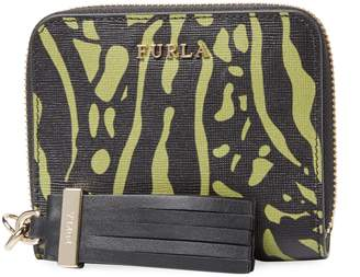 Furla Women's Adele Small Zip Around Wallet