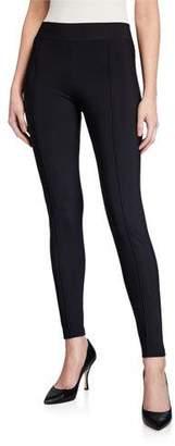 Chiara Boni Selleria Pintuck Skinny Pants