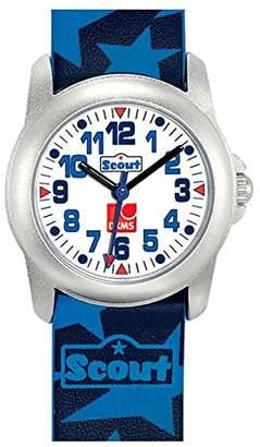 Scout Boys 'Watch Analogue Quartz Faux Leather 280307001