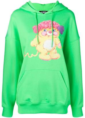 Jeremy Scott printed hoodie