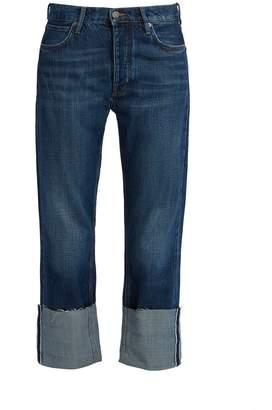 MiH Jeans Phoebe low-slung boyfriend jeans