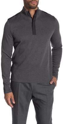 BOSS Persano Quarter Zip Sweater
