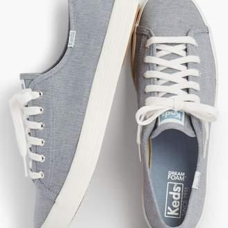 d74b61ff1c2 Talbots Keds(TM) Kickstart Sneakers - Mini Chambray