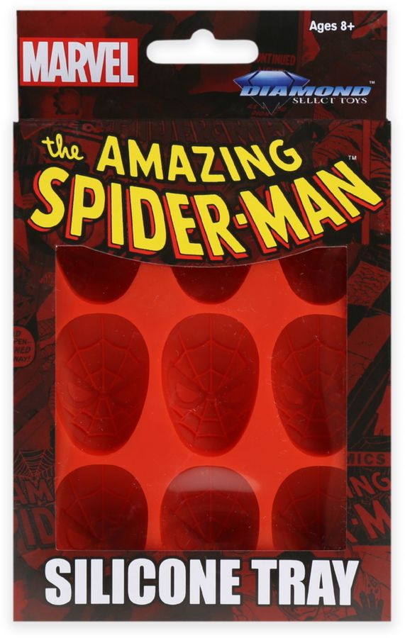 Marvel® Spider-Man Silicone Tray