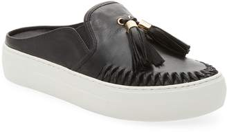 Saks Fifth Avenue Women's Ande Leather Mules