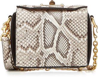 Alexander McQueen Snakeskin Box Bag 15