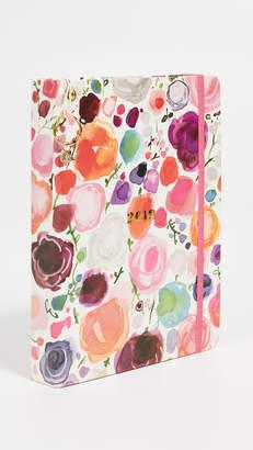 Kate Spade Floral Large Full Year Agenda