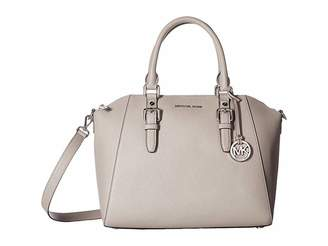 MICHAEL Michael Kors Ciara Large Top Zip Satchel