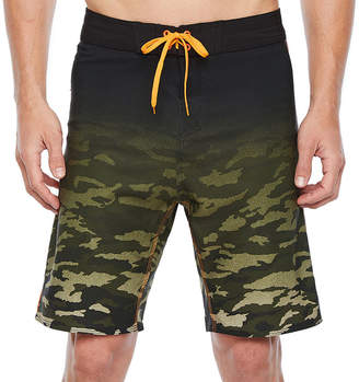 Burnside Capital Camouflage Board Shorts