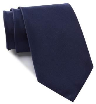 Nordstrom Rack Silk Dover Solid Satin XL Tie