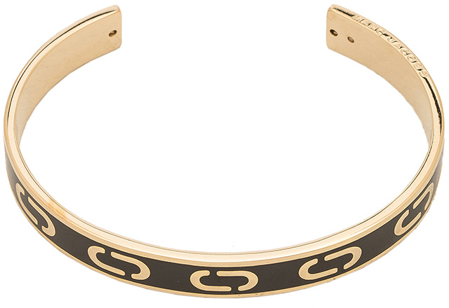 Marc Jacobs Marc Jacobs Icon Enamel Cuff