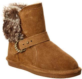 BearPaw Girl's Koko Suede Boot