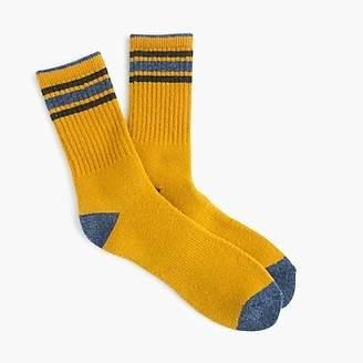 J.Crew Wallace & Barnes trail socks
