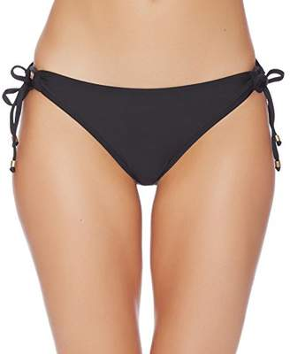 Ella Moss Women's Tunnel Side Swimsuit Bikini Bottom