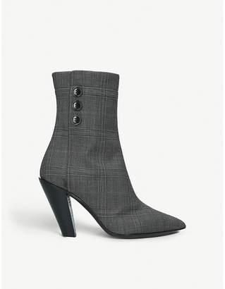 A.F.Vandevorst A F VANDEVORST Suit wool ankle boots