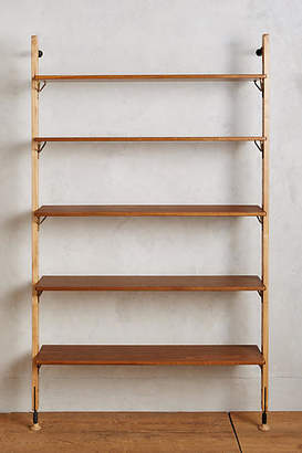 Anthropologie District Eight Kalmar Bookshelf