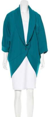 Rachel Zoe Oversize Short Sleeve Jacket