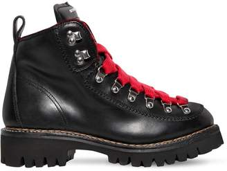 DSQUARED2 45mm Nubuck Hiking Boots