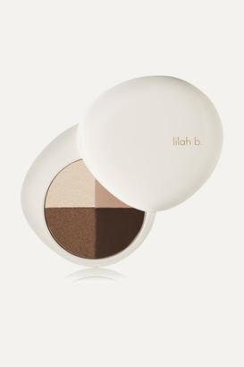 Lilah B. - Palette Perfection Eye Quad - B.stunning