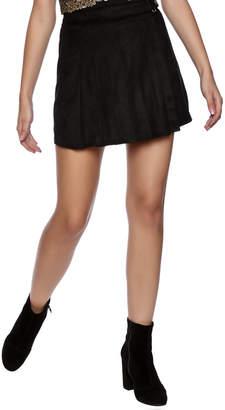 Honey Punch Pleated Skirt