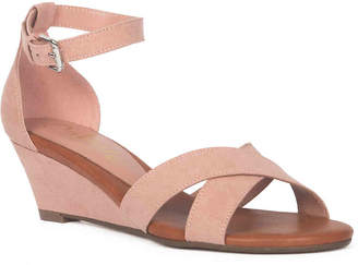Callisto of California Strobe Wedge Sandal - Women's