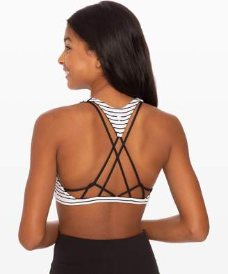 Lululemon Fast and Flow Bra*Reversible Luxtreme - Girls