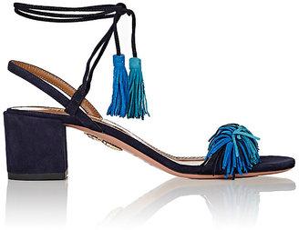 Aquazzura Women's Wild Thing Sandals $785 thestylecure.com