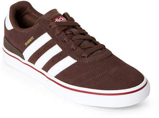 adidas Brown & White Busenitz Vulc ADV Sneakers