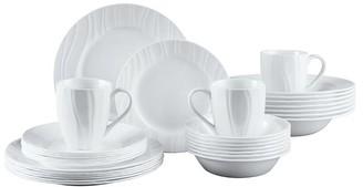 Corelle Boutique Swept 40-pc. Dinnerware Set