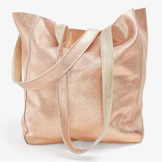 Tracey Tanner Rose Gold Reversible Tote