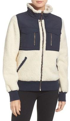 Women's Burton Bolden Fleece Jacket $169.95 thestylecure.com