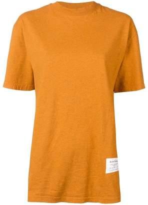 Acne Studios mock neck T-shirt