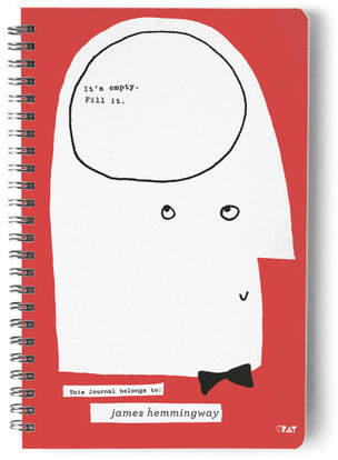 Empty Day Planner, Notebook, or Address Book