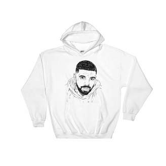 Gents Babe & Gent Drake Face Hoodieweater (Uniex)