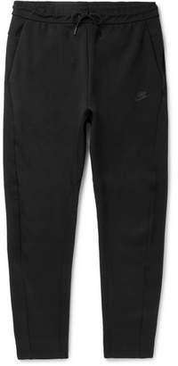 Nike Slim-Fit Cotton-Blend Tech Fleece Sweatpants