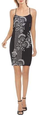 Vince Camuto Ornate Melody Slip Dress