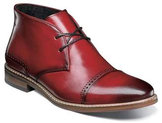 Stacy Adams Ashby Cap Toe Chukka Boot