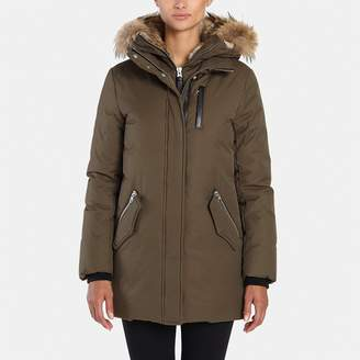 Mackage Marla Down Coat with Fur Hood