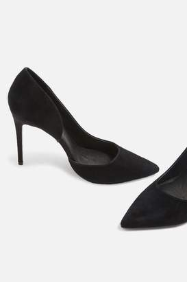 Topshop Gallery Pointed Court Shoes