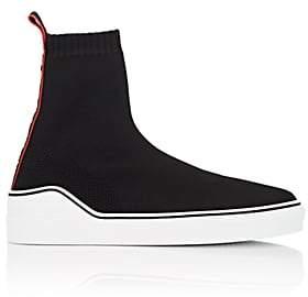 Givenchy Men's Knit & Mesh Sneakers-Black