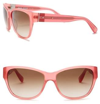 Bobbi Brown Women's Veron 57mm Square Sunglasses