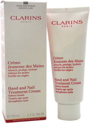 Clarins 3.4Oz Hand And Nail Treatment Cream