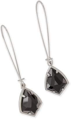 Kendra Scott Carinne Drop Earrings in Silver